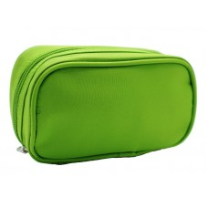 TRAVEL CASE, HOLDS 10 VIALS – APPLE GREEN