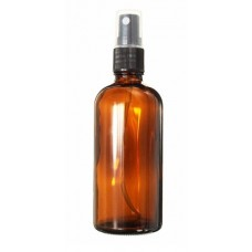 120 ml Amber Glass Bottle with Spray Top