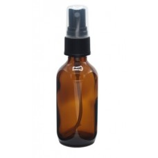 60ml Amber Glass Bottle with  Spray Top