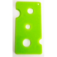 OIL BOTTLE OPENER- GREEN