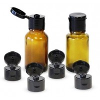 FLIP TOP CAP (PACK OF 5) , fits 5ml and 15ml dT bottles