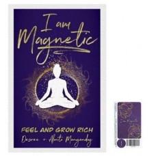 I AM MAGNETIC, BY DESIREE MANGANDOG