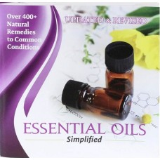 Essential Oils Simplified 3rd edition ( 2019 )  - 1 booklet