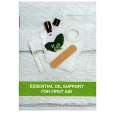 ESSENTIAL OIL SUPPORT FOR FIRST AID BOOKLET – ENGLISH