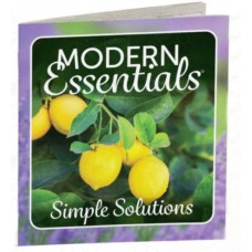 Modern Essentials- Simple Solutions- Booklet, 12th Edition -1pcs.