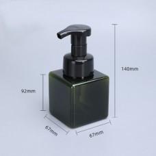 Foaming soap dispenser - 250ml- dark green